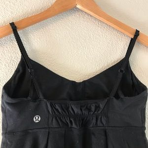 lululemon athletica Tops - 🏃🏻♀️ RARE Lululemon Yogi Dance Tank Black 6